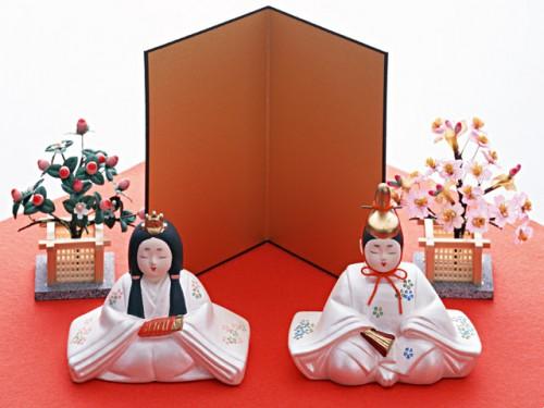 雛人形(左雛)