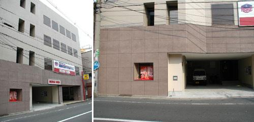 京の初着屋 建物